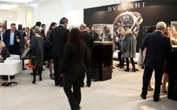 SalonQP tickets are available at a discount of 20% to Watches of Switzerland customers