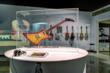 Gemini Moulding displays Rick Nielsen's legendary Hamer guitar.
