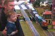 Model Trains at Traverse City's Festival of Trains