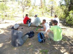 Drug and Alcohol Treatment Center Residents Become Wilderness ...