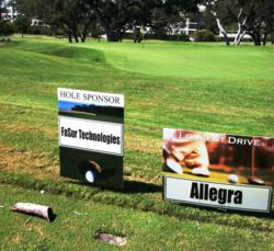 FaSur Technologies sponsors golf hole at the Oak Hills County Club in San Antonio, Texas