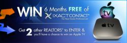 IXACT Contact Real Estate CRM - Facebook Sweepstakes to Win 6 Months Free