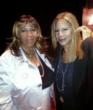 Two of America's legendary singers, Aretha Franklin and Barbra Streisand, meet at Marvin Hamlisch Tribute