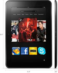 Amazon Kindle Deals 2012