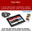 Android tablets and electronics gadgets from wholesaler Chinavasion