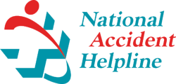National Accident Helpline logo.