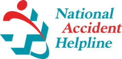 National Accident Helpline.