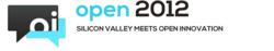 Join us for open2012 - Silicon Valley Meets Open Innovation