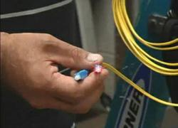 LANshack.com Video Series: Hoe-To Install Fiber Optic Cable