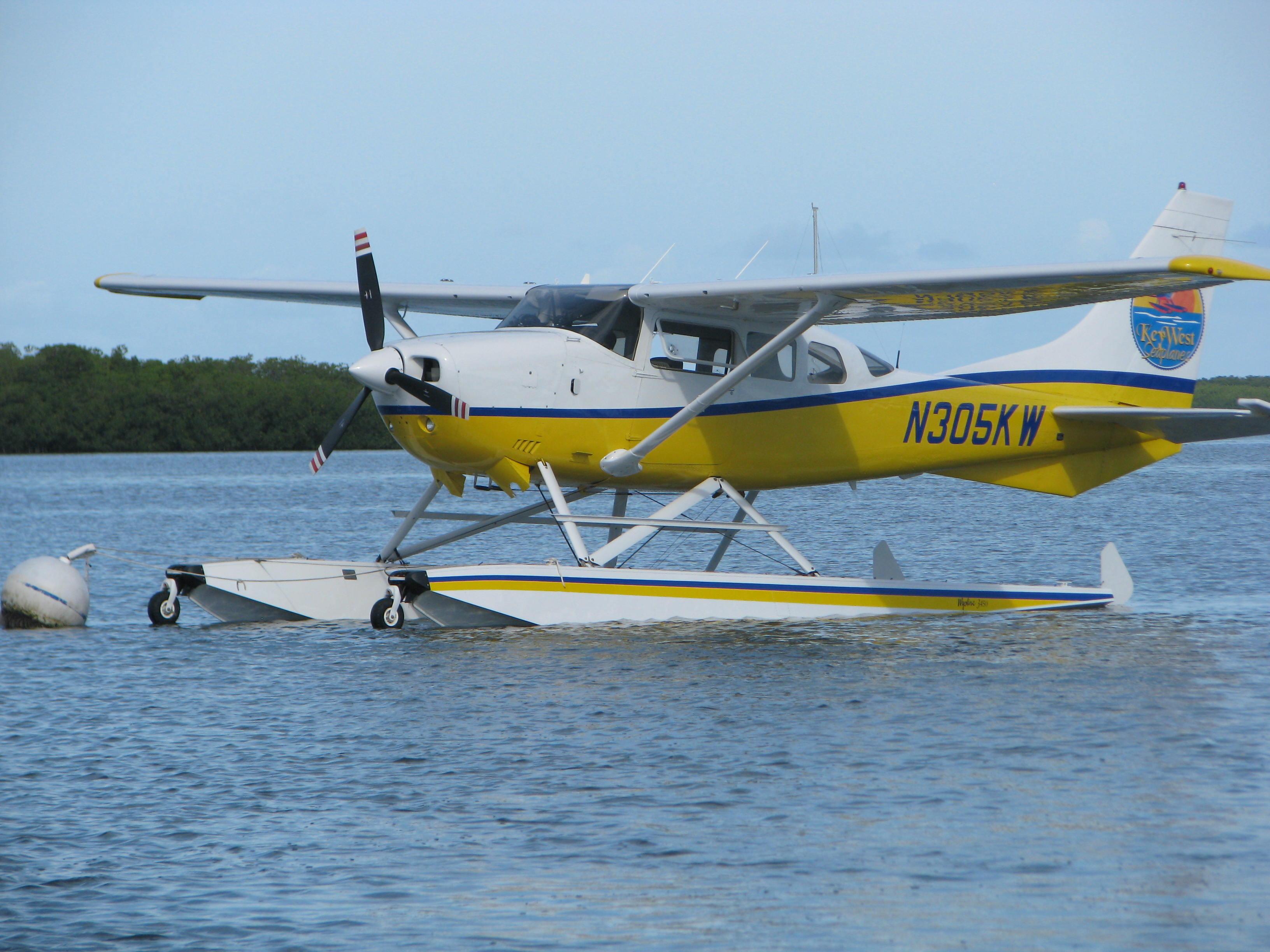 Seaplane Island Tour