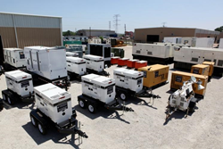 Generators for Rent for Hurricane Sandy
