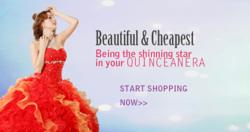 Quinceanera Dress Promotion