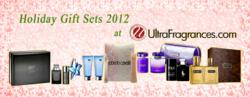 Holiday Fragrance Gift Sets 2012 from Ultra Fragrances