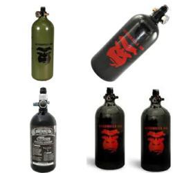paintball tanks, best paintball tanks, paintball air tanks