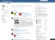 WorkSimple Yammer Integration - Social Goals in Activity Stream
