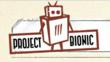 Project Bionic Logo for Social Media Consulting Done for Sound Telecom, nationwide provider of 24 hour Telephone Answering, Call Center and Cloud-Based Communication Services. Image