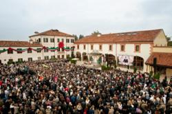 In ceremonies attended by more than 7,000 Scientologists and guests from across Italy and Europe, the Church of Scientology Padova was dedicated on Saturday, October 27, 2012.
