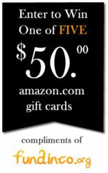Fundinco.org Announces Gift Card Giveaway Promotion