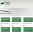 Binary Impact Backend Members Area