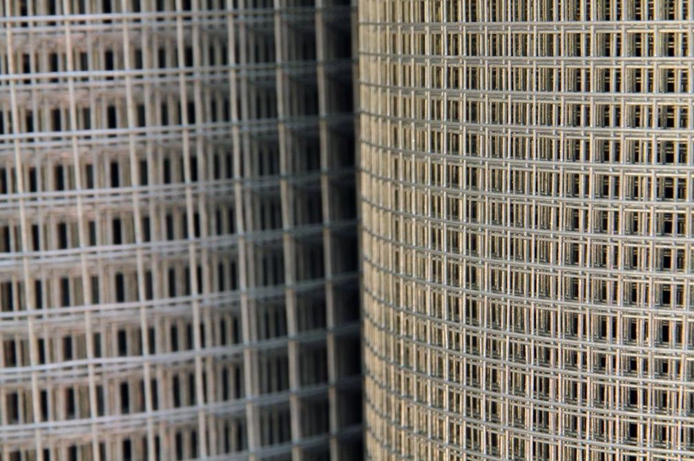 Aviary Wire Mesh Transformed New Site And New Products
