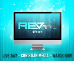 RevTV launches to give teens quality viewing alternatives 24/7 steaming TV