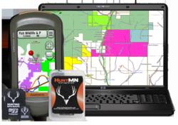 gps, maps, computer, garmin, topo, hunting maps, land owenrship, public land