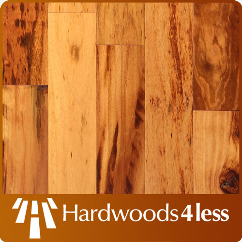 Hardwoods4less Introduces Rustic Grade Brazilian Tigerwood