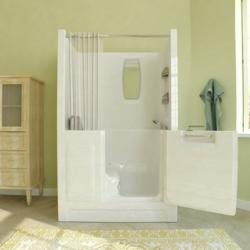 2747 Walk In Seated Shower Enclosure From Meditub