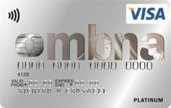 Low-fee-MBNA-platinum-credit-card