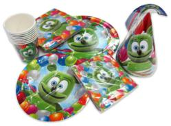 Gummibär Birthday Party Supply Set