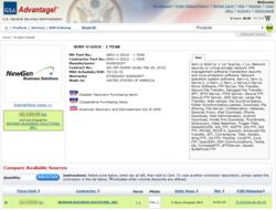 Serv-U FTP Server is now on GSA Advantage.
