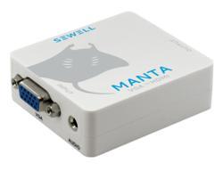 Sewell Manta VGA to HDMI Converter