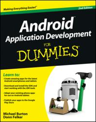 Android App Dev, For Dummies