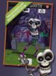 Take photos with you and your Skeleton and share with friends