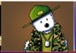 Card Gnome Veteran's Day Card