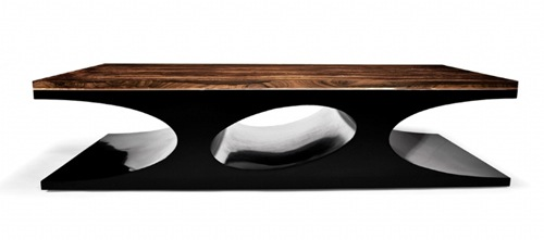 Volcano Coffee Table From Hudson Furniture Inc ...
