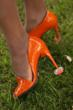 high heel protectors, stiletto covers, wedding shoes, heels sinking into grass, outdoor weddings, starlettos. ilde naismith-beeley