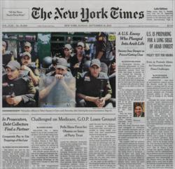 Queens Bankruptcy Attorney Bruce Feinstein, Esq. Quoted in the New York Times