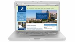 website design for Savannah and Atlanta based CPA Firm Hancock Askew