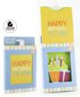 Gift Card Impressions' Happy Birthday Gift Box Reveal gift card holder