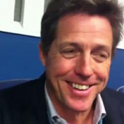 How Hugh Grant Handles Construction Next Door