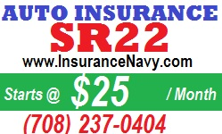 auto insurance and SR22 insurance Chicago