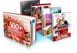 500 Fat Burning Recipes