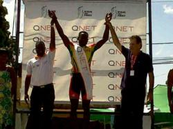 Rasmane Ouedraogo was crowned the Champion of Tour Du Faso 2012