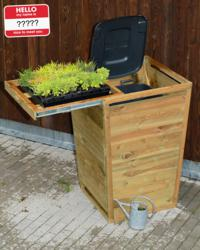 The competition to name our latest Wheelie Bin Cover is now on. Choose a name for this featured garden storage.