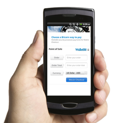 Mobile Checkout on Smartphone or Tablet