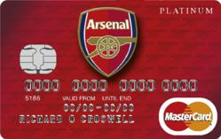 MBNA-Arsenal-FC-Card