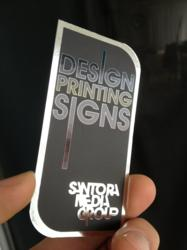 Spot uv printing redefining todays business card reheart Gallery