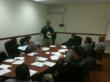 Round table of Green Lawn and Green Pest employees