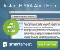 New HIPAA SmartAudit App Available for DIY Self-Audits